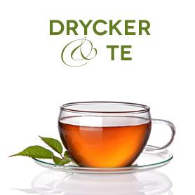 Dryck & Te