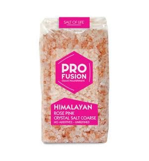Salt Himalayan Rose Pink Crystal Coarse