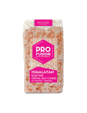 Salt Himalayan Rose Pink Crystal Coarse
