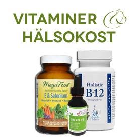 Vitaminer, Hälsokost & Superfood