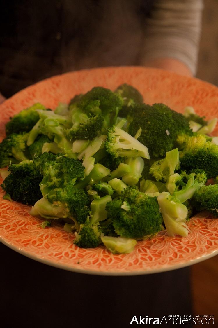 Nykokt broccoli