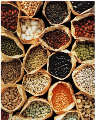 olika bönor
