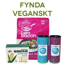 Fynda veganskt